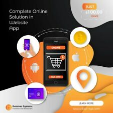 We Create Your Web And App Digital Platform In The Different Stores