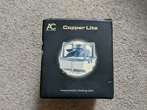 Arctic Cooling CopperLite Fan and Heatsink BRAND NEW
