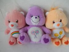 Care Bear Lot of 3 collectable
