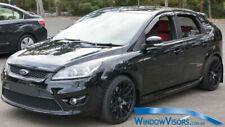 Window Visors WeatherShields weather shields for Ford Focus Sedan Hatch 04-11