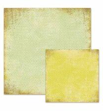 1 FOGLIO DI CARTA Good Day Sunshine Sherry SCRAPBOOKING 30 cm SCRAP WRMK