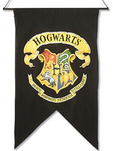 New Harry Potter Hogwart Hogwarts School Banner Flag