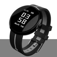 Smart Watch Wristband Swimming Fitness Tracker Waterproof Bluetooth Heart Rate