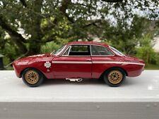 Minichamps 1:18 Alfa Romeo GTA 1300 junior by Raceface-modelcars