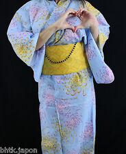浴衣 Yukata japonais - Hanabi - Import direct Japon !
