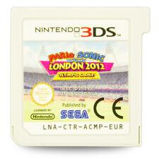 3DS Mario & Sonic Bei Den Olympischen Spielen London 2012 ohne OVP ohne Anl BB