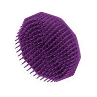 Body Washing Hair Massage Massager Brush Comb Silicone Shampoo Scalp Shower 2017