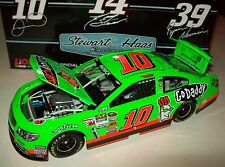 Danica Patrick 2013 GoDaddy Cares All Star #10 Rookie Chevy 1/24 NASCAR Diecast