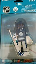 PlayMobil NHL Toronto Maple Leafs Goalie 5083  NEW IN PACKAGE