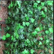 1xWholesale Hot 8.2ft  Artificial Ivy Leaf Garlands Vine Fake Foliage HomeftCLG
