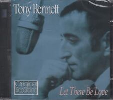 "Tony Bennett ""Let There Be Love"" NEW & SEALED CD 1st Class Post From The UK"