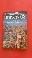 Univers 08 - collectif SF - J'ai Lu (1977)