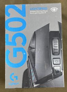 Logitech G502 Lightspeed (910-005565) - Wireless Gaming Mouse....FREE S&H!!!