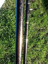 11ft ORIGINAL DAIWA WHISKER x2 .carp rods.legendry.never see this quality again
