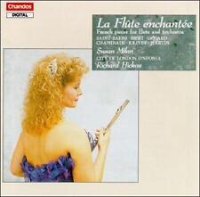 La Flûte Enchantée: French Pieces for Flute & Orchestra, New Music