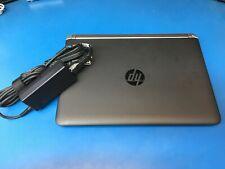 "HP Probook 430 G3 13"" HD i5-6200U 2.3GHz 8GB 256GB SSD HDMI WIN 10 Pro - READ!"