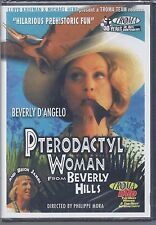 CULT  DVD -- PTERODACTYL WOMAN FROM BEVERLY HILLS - NEW  FREE  FIRST CLASS  MAIL