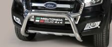 FORD RANGER 2016> SUPER BAR OMOLOGATO Ø 76mm INOX