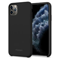 iPhone 11, 11 Pro, 11 Pro Max Case | Spigen® [Silicone Fit] Protective Cover