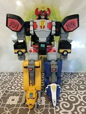 Mighty Morphin Power Rangers MMPR Megazord Bandai 1993 original