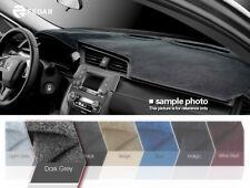 Fedar Dark Grey Dashboard Mat Dash Cover Pad For 14-17 Ford Fiesta Small Display
