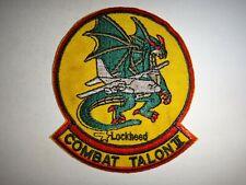 US Air Force Lockheed MC-130H COMBAT TALON II Patch