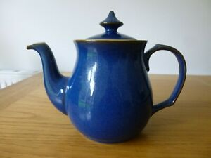 Denby Imperial Blue Tea Pot