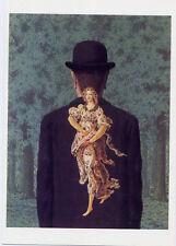 RENE MAGRITTE•Le Bouquet Tout Fait 1956•Botticelli•Surrealism•Art Postcard 4x6