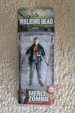 MCFARLANE WALKING DEAD SERIES 5 MERLE ZOMBIE FIGURE