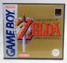 The Legend of Zelda Link's Awakening -GB- Gameboy Replacement CASE *NO GAME*