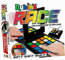 Rubiks Race Puzzle Board Game Rubix Race Rubic Race Mind Game Puzzle Kids-Toy