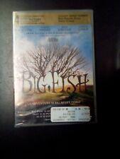 Big Fish (Dvd, 2004) Brand New