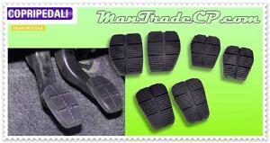 03082 Cubre Pedal Freno Y Embrague Chevrolet Cruze J300 05/2009- > Set 2 Piezas