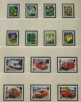 JE143) Jersey 2006 Postal History Part II (6) + Wildflower Definitives Part II