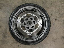 1993 93 YAMAHA XJ600 XJ 600 DT 125 RE MOTORCYCLE BODY FRONT TIRE WHEEL 110/70-17