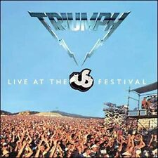 TRIUMPH Live at the US Festival CD & bonus DVD 1983 Allied Forces Rock n Roll