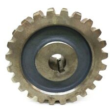 "BOSTON WORM GEAR G 11, 24 TEETH, OD 3 1/2"", BORE SIZE 1.9375"", MADE IN USA"