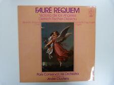 LP Faure Requiem ANDRE CLUYTENS, Fischer-Dieskau