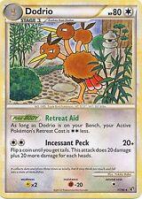 Dodrio 11/90 HS Undaunted RARE Mint Pokemon