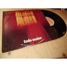 CARLOS MACEDO / ROSA MARIA & VARIOUS - fado maior FADO - LIS discos Lp 70's