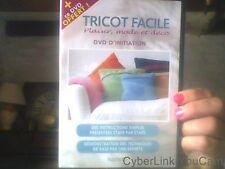 D-V-D de Tricot facile - dvd d initiation
