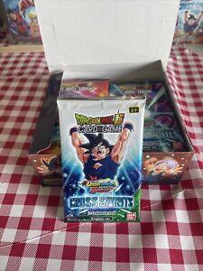 Dragon Ball Super Cross Spirits Unison Warrior Booster Packs B14