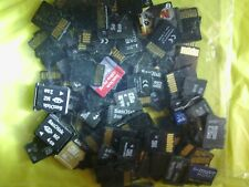 sandisk   8gb micro sd card lot      50 pack