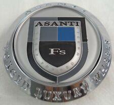 Asanti Wheels Chrome Custom Wheel Center Cap # C-100 / ASANTI-FS-CAP (1 CAP)