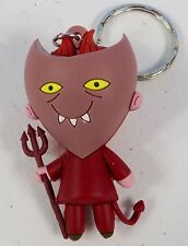 Disney Figural Keyring Keychain Villains Series Lock Chase Figure New NBC
