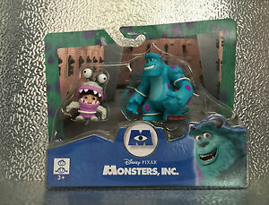 Monsters, Inc Collectable Toys Sully & Boo or Sully & Mike