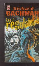 LES REGULATEURS Richard Bachman Stephen King livre roman THRILLER