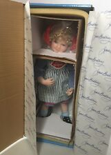 Dairy Queen Betty Sue 50th Anniversary Porcelain Doll Limited edition 1999