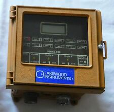 LAKEWOOD INSTRUMENTS SERIES 800 PROCESS CONTROL 820-35