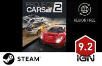 Project Cars 2 [PC] Steam Download Key - FAST DELIVERY